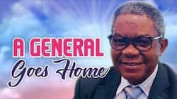 A general goes home: Tears as prominent Nigerian pastor dies at 78