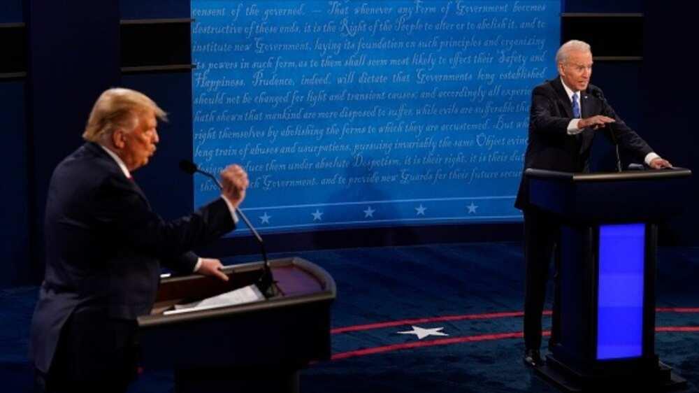 Americans decide Trump, Biden's fates as US presidential election begins (LIVE UPDATES)