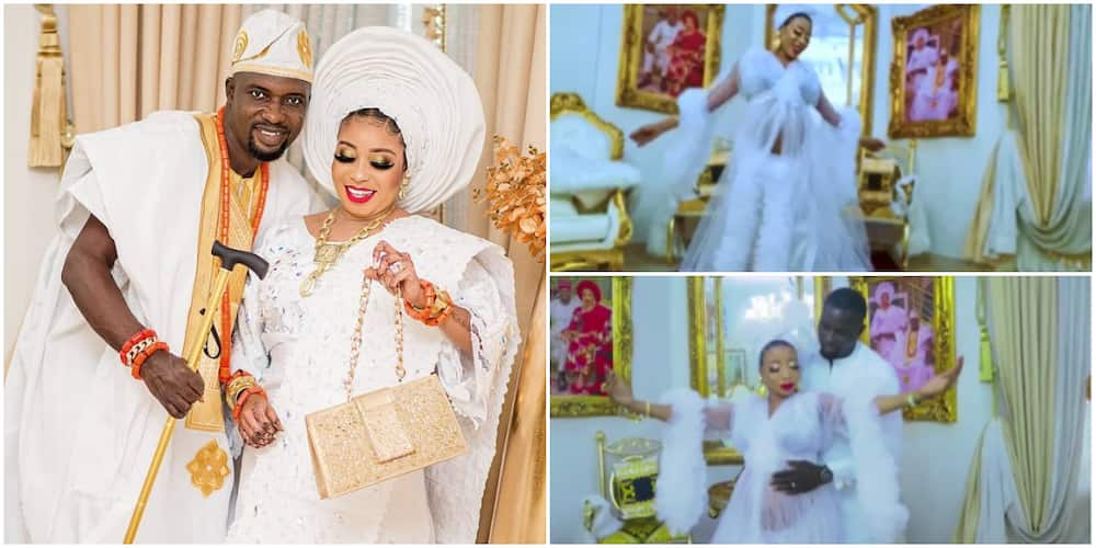 Nollywood Actress Lizzy Anjorin and Hubby Welcome Their First Child Together in Florida