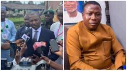 Batun kame Sunday Igboho: An ci taran ministan shari'a Malami N50,000 akan Igboho