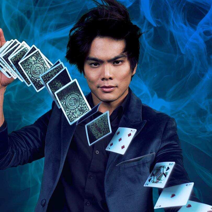 Street magicians