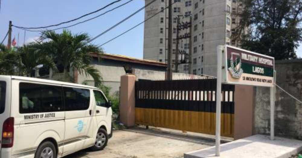 Lekki shooting: Lagos judicial panel of inquiry visits Military hospital, morgue