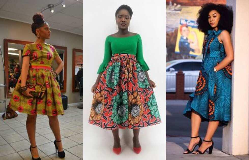 Ankara dresses styles