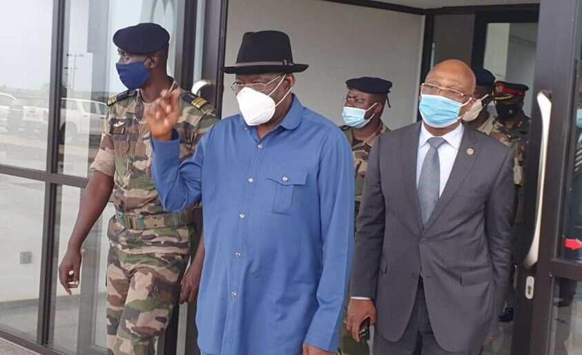 2023: Gwamnonin APC sun yi ganawar sirri da tsohon shugaban kasa Goodluck Jonathan