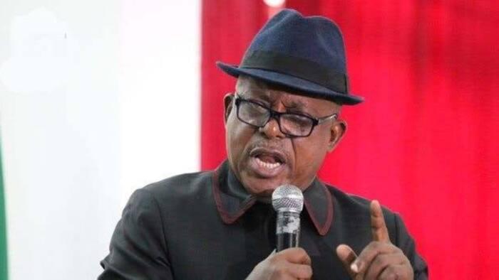 Yanzu-yanzu: Uche Secondus garzaya kotu don hana gangamin taron PDP na ƙasa