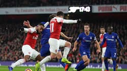 Lacazette on fire as Arsenal condemn Chelsea to defeat at the Emirates