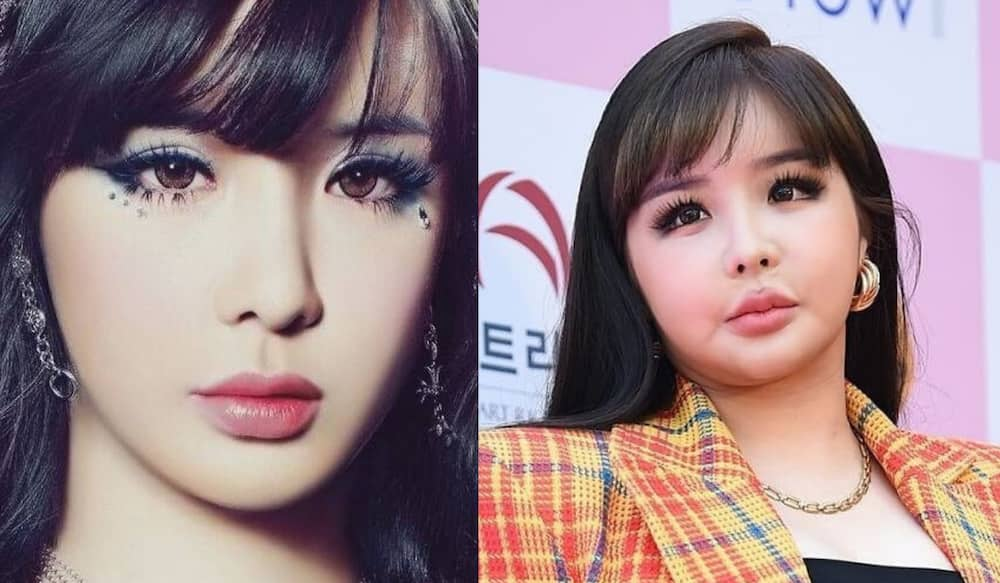 Park Bom before and after