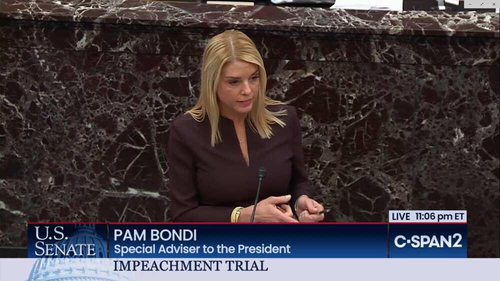 Pam Bondi salary