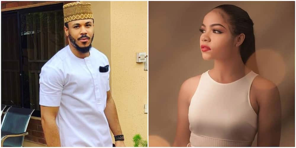 BBNaija: It's not going to work, Nengi to Ozo again after he professed his love for her