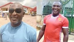 Sad day in Nigeria as top football coach dies after falling into a coma (photo)