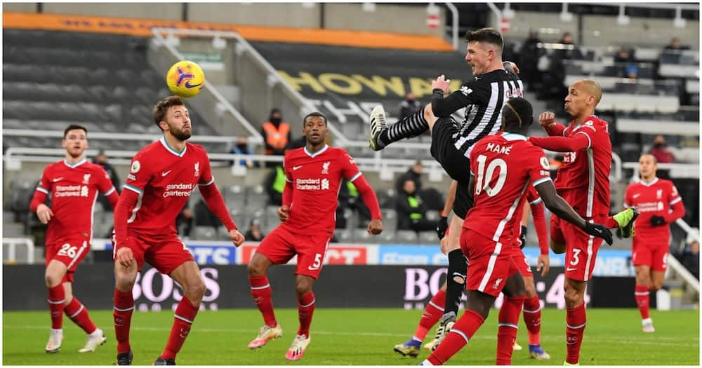 Newcastle 0-0 Liverpool: Magpies frustrate Reds in entertaining stalemate