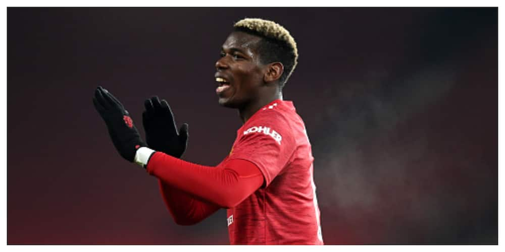 Paul Pogba: Neville insists Frenchman can help Man United win Premier League