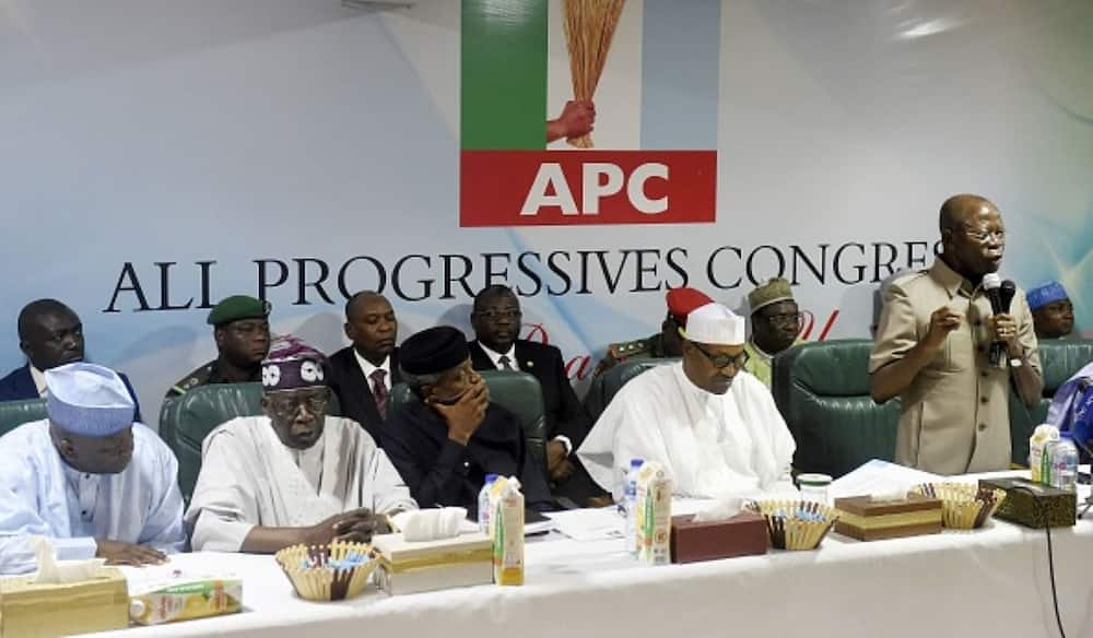 APC National Chairmanship: Race Gets Intense As Party Support Group Endorses Ex-governor