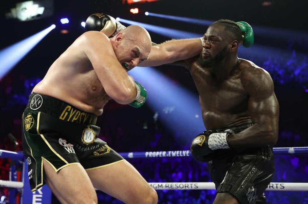 Tyson Fury shuns Deontay Wilder, set to battle unbeaten Kabayel on December 5