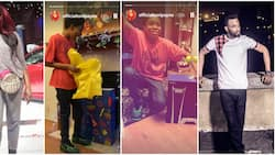 9ice's ex-wife gets son Zion PS5 as 12th birthday gift