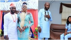 Tears flow as groom-to-be dies a day before getting married, buried on wedding day (photos)