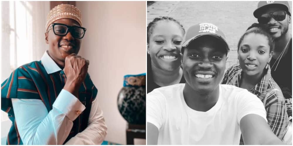2face and Sound Sultan were best friends