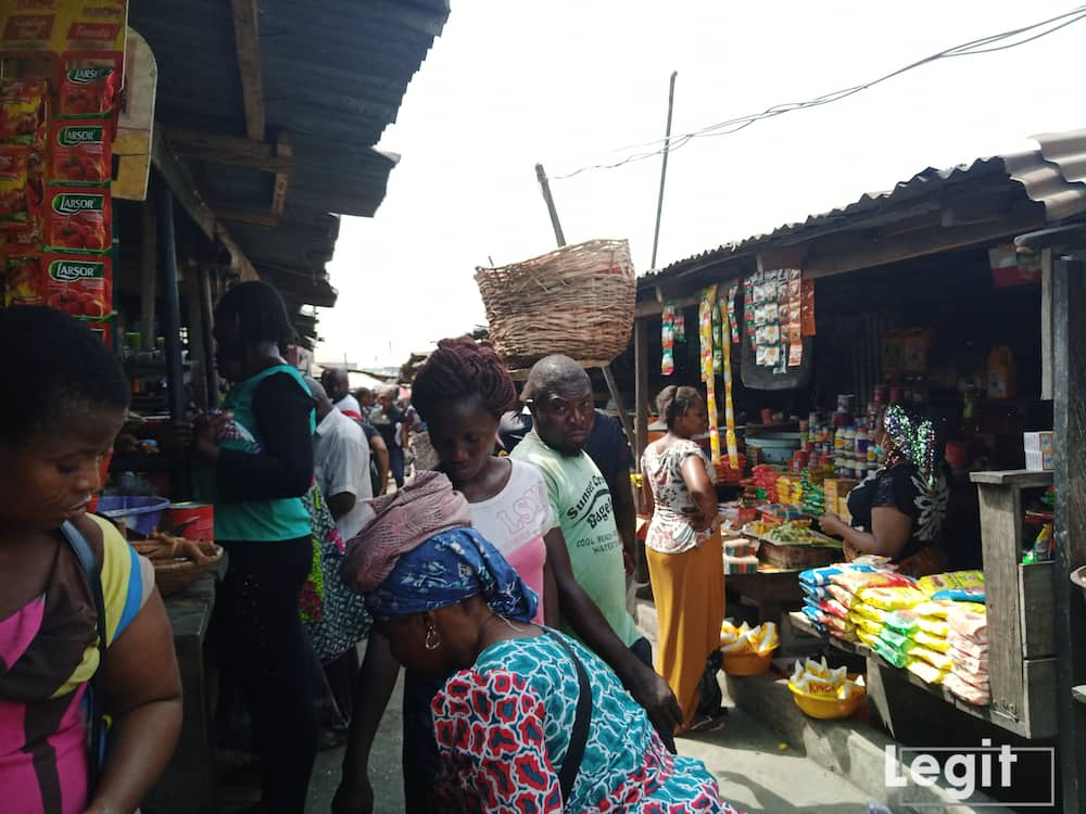Seasoning and tomato paste is very expensive while other food condiments are sold at reasonable prices. Photo credit: Esther Odili