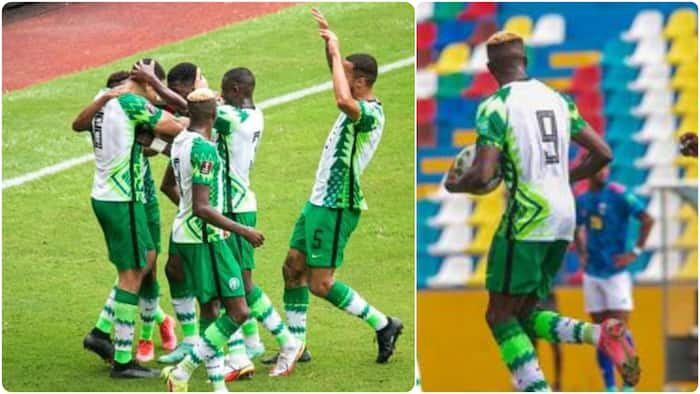 Sweet revenge as Osimhen, Balogun fire Nigeria to victory over Central African Republic