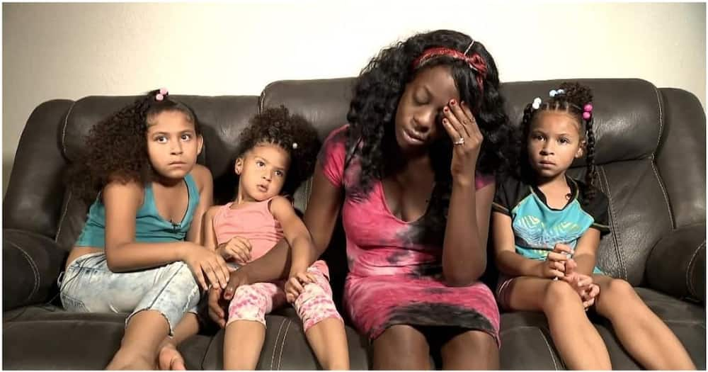 Well-Wishers Raise money for Mother, 3 Children Facing Eviction