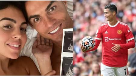 Jubilation as Ronaldo announces he and his partner Georgina are expecting twins, set to be father of 6
