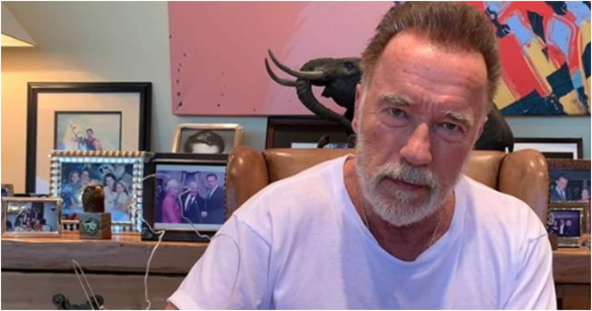 Thanks for your concerns - Actor Schwarzenegger says after he was kicked by a man in South Africa
