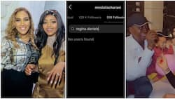 Regina Daniels' co-wife Laila unfollows actress as she vacations with their billionaire husband abroad