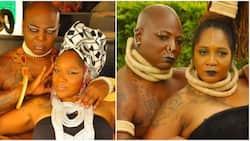 Charly Boy reveals plan to divorce his wife only to marry her the next day (photo)