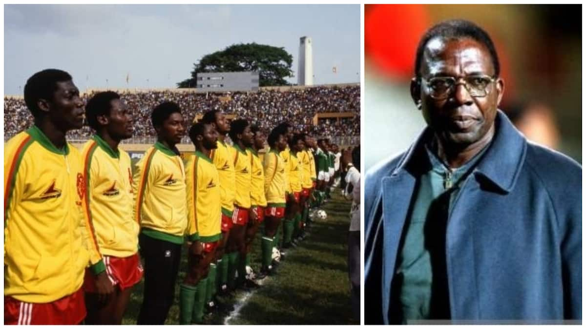 Ex-Super Eagles coach Onigbinde says 1984 AFCON final was allegedly fixed