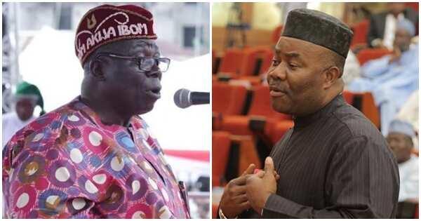 Akwa Ibom tribunal: Akpabio loses petition to Senator Ekpenyong - Legit.ng