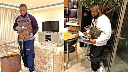 Stress does not really go well with my outfit - Millionaire Hushpuppi says