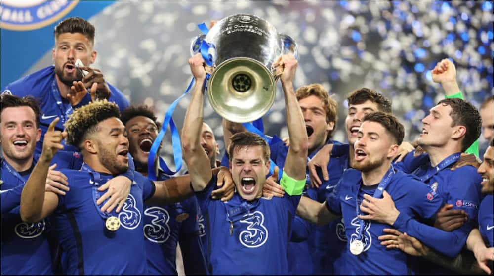 Nigerian Pastor Organizes 'Blues Thanksgiving' in Church Following Chelsea's Champions League Glory