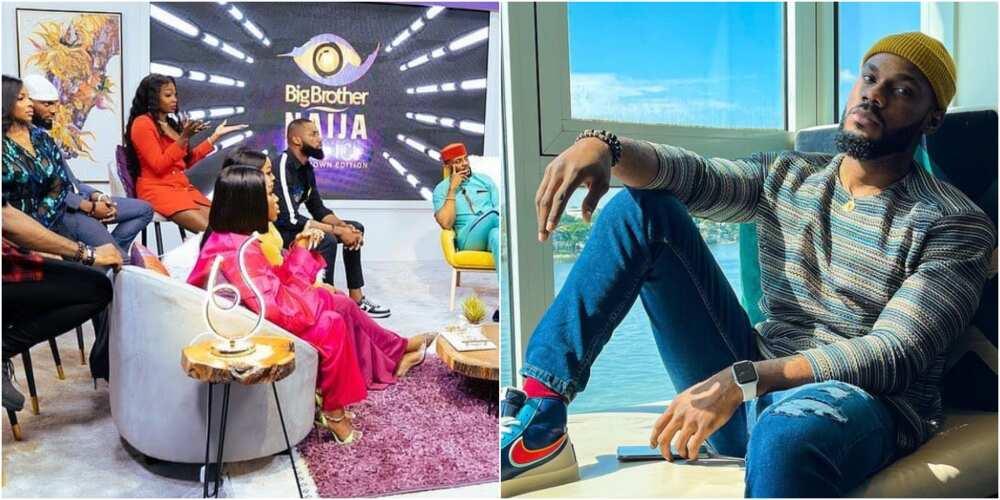 BBNaija: Prince and the ex-housemates