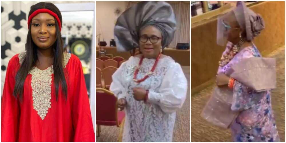 Mo Bimpe's mum celebrates 61st birthday
