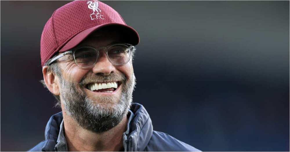 Liverpool boss Jurgen Klopp during a past football match. Photo: Getty Images.