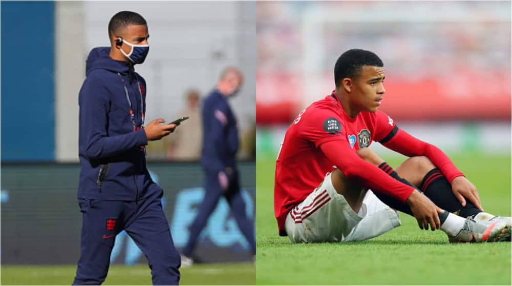 Mason Greenwood deletes his Twitter account to avoid being scolded by fans