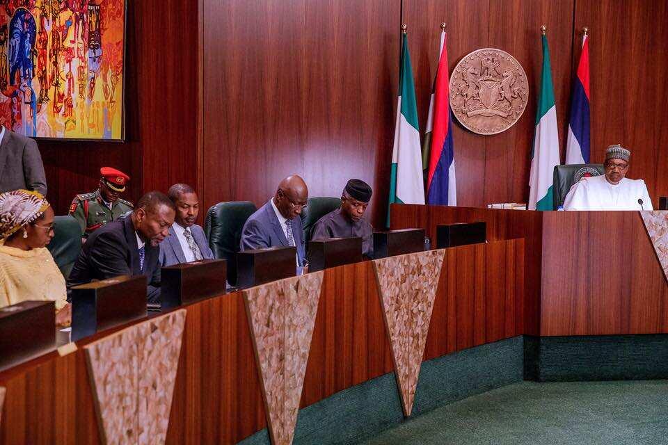 NGF: Jihohi su na neman kudin magance matsalar tsaro wajen Gwamnatin Buhari