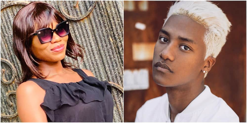 Lady angrily unfollowed Nigerian-South Korean Han Hyun min for not supporting EndSARS