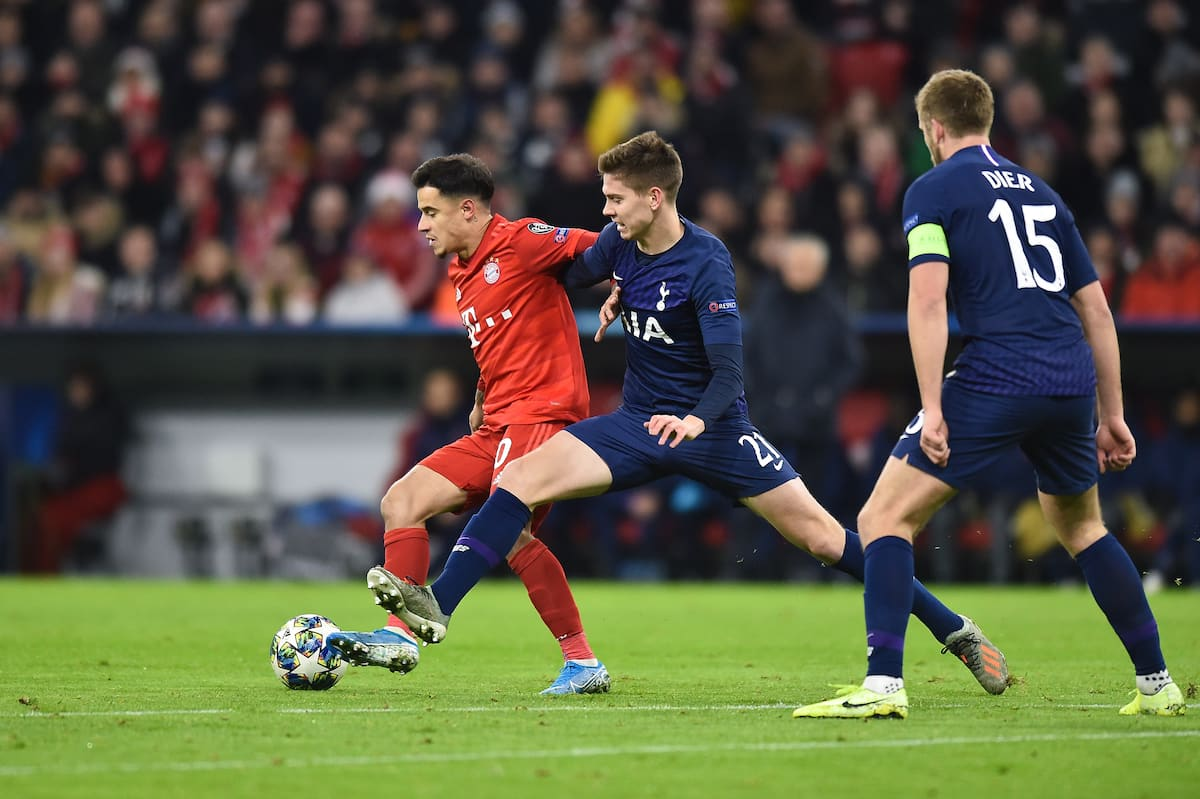 Bayern Munich vs Tottenham: Bavarians beat Spurs 3-1 in ...