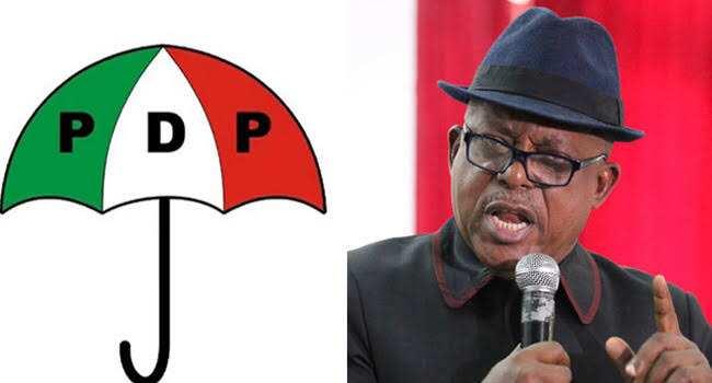 PDP ta dage taron NWC