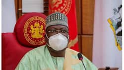 Lawan gives Senate panel 14 days to approve Buhari's N2.343 trillion loan request