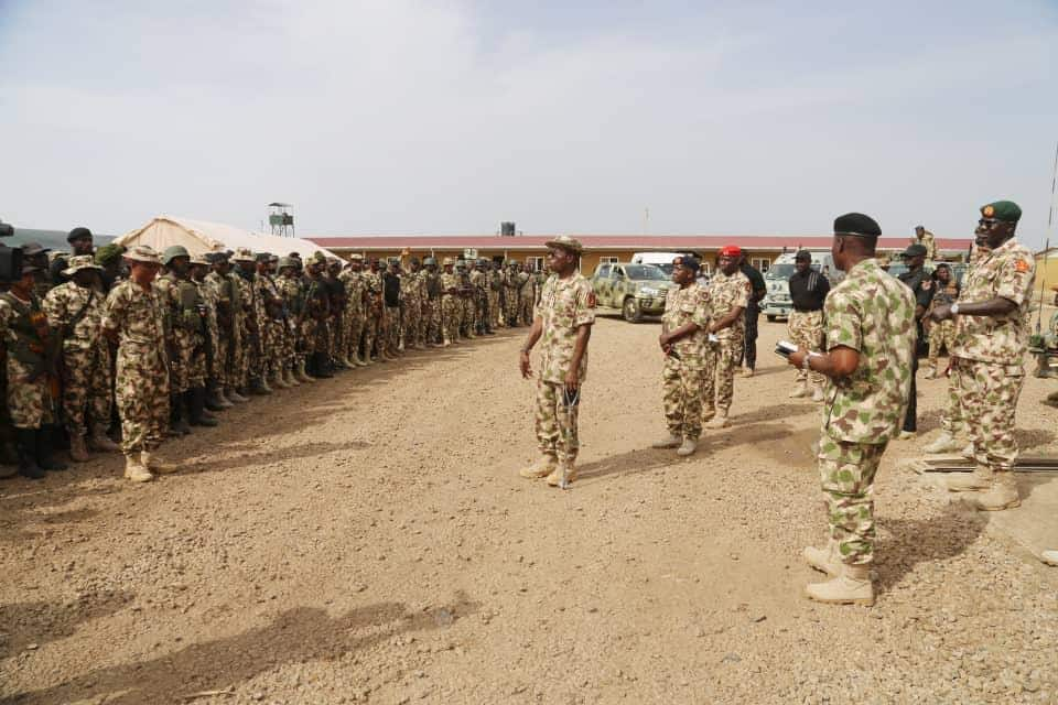 3 soldiers, many wounded during Boko Haram's landmine attack