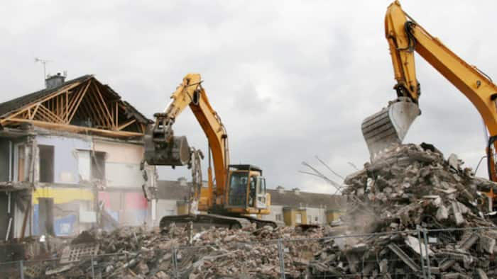 FG demolishes 12 Lagos churches on alleged illegal plots of land