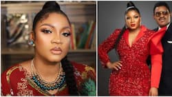 I was already a millionaire at 18: Actress Omotola speaks on getting married at that age
