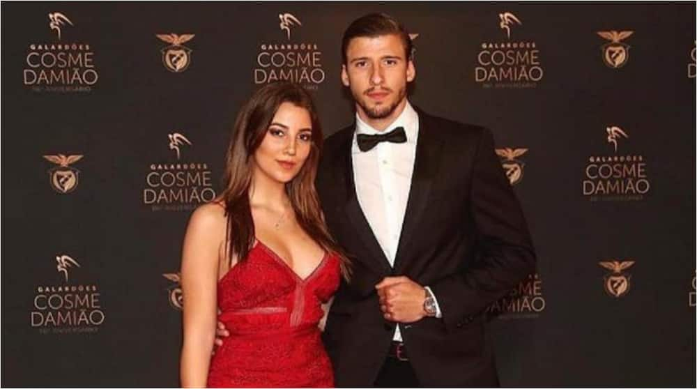 Reason Why Man City Star Ruben Dias Broke-Up With Pop Star Girlfriend April Ivy Emerges