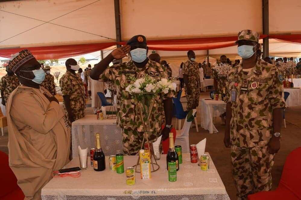 Hundreds flee as troops battle Battle Haram insurgents in Borno villages