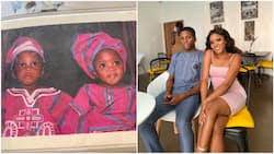 Cute photos of these Nigerian twins on their birthday stir reactions