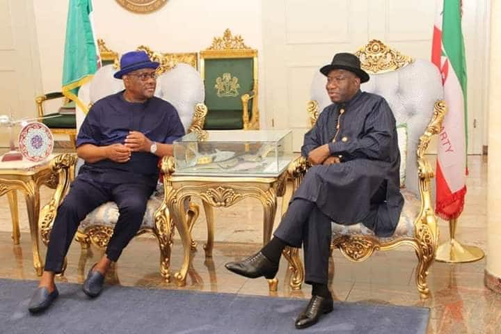 2023: My Plans for Jonathan if he Runs for Presidency under APC, Wike Speaks up