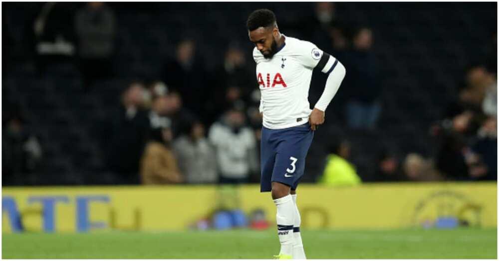 Danny Rose: Tottenham Hotspur defender arrested for careless driving