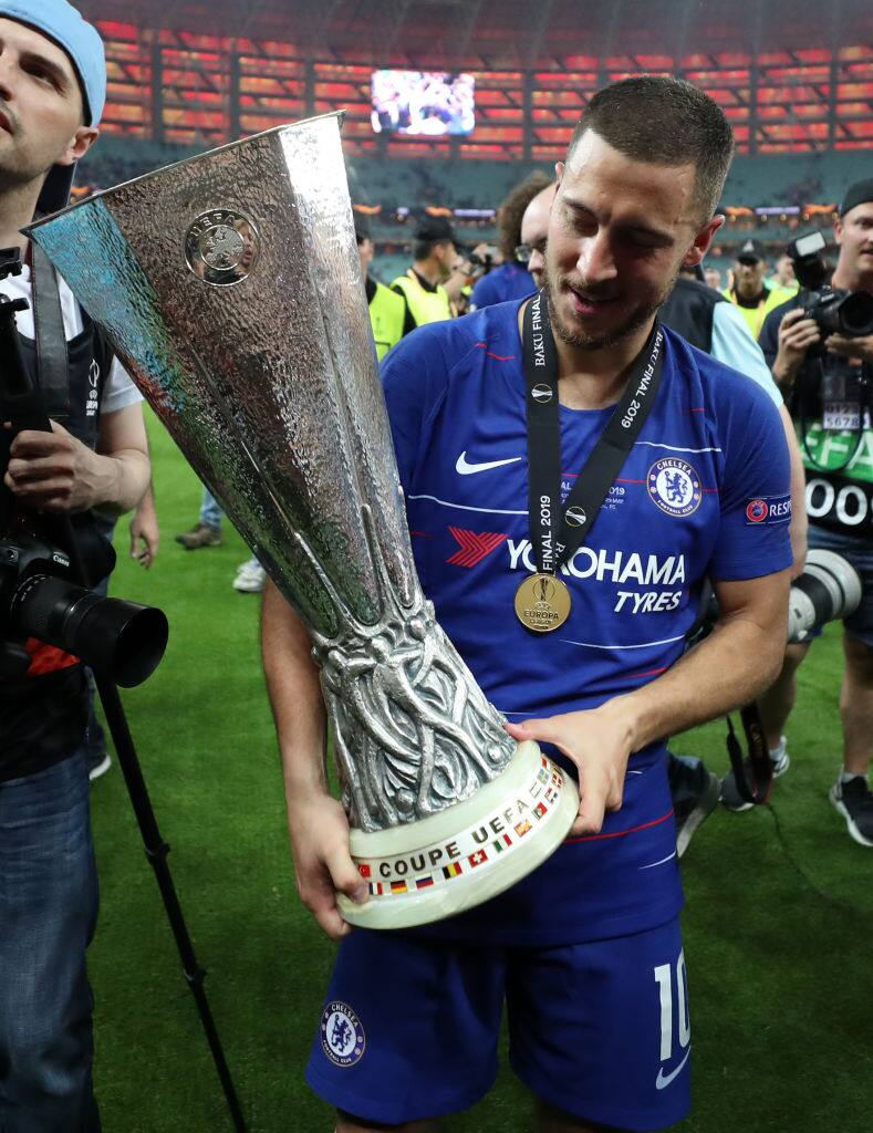 Eden Hazard stuns Chelsea fans as he supported one of the club's biggest rivals despite spending over 7 years at Stamford Bridge